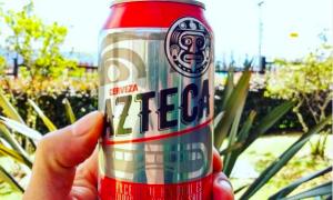 Cerveza Azteca unidad
