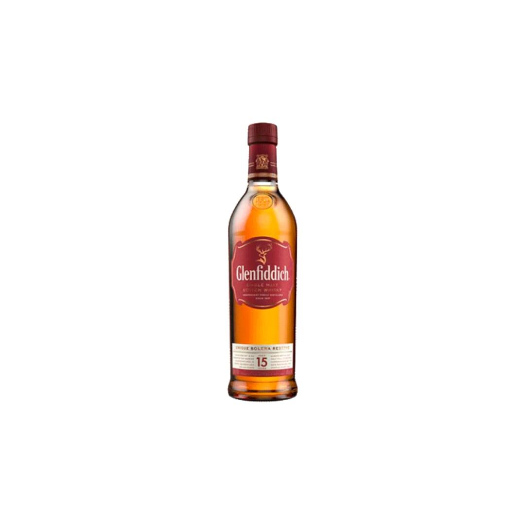 Glenfiddich 15 Años Single Malt 750 ml