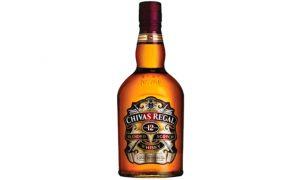 Chivas 12 Años Media Botella