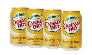 Agua Tonica Foorpak Canada Dry