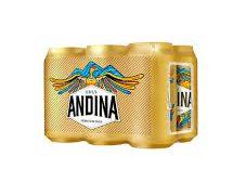 Cerveza Andina 355 ml