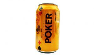 cerveza poker 330 unidad