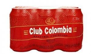 club Colombia  roja por 12 unidades