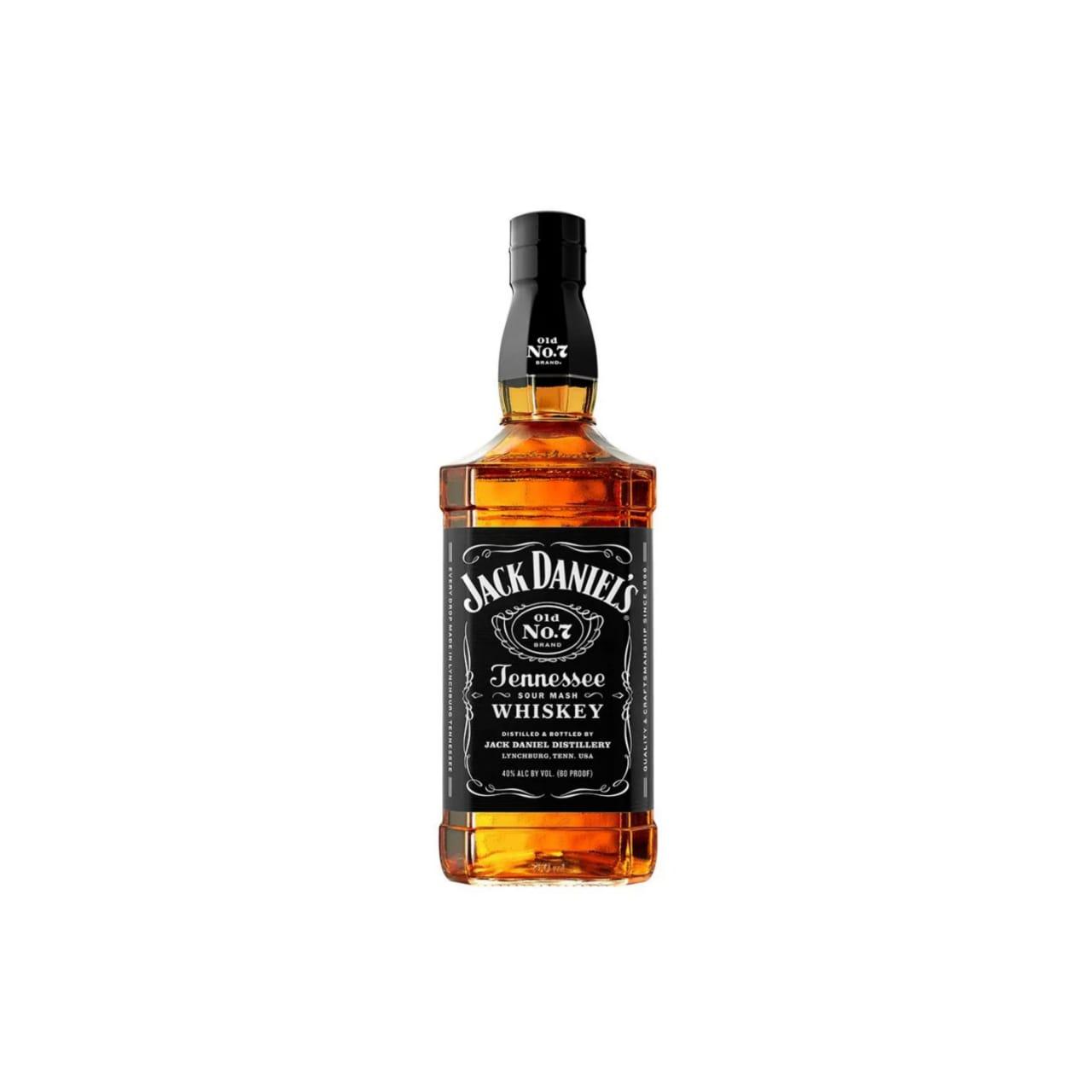 JACK DANIELS 750 ml