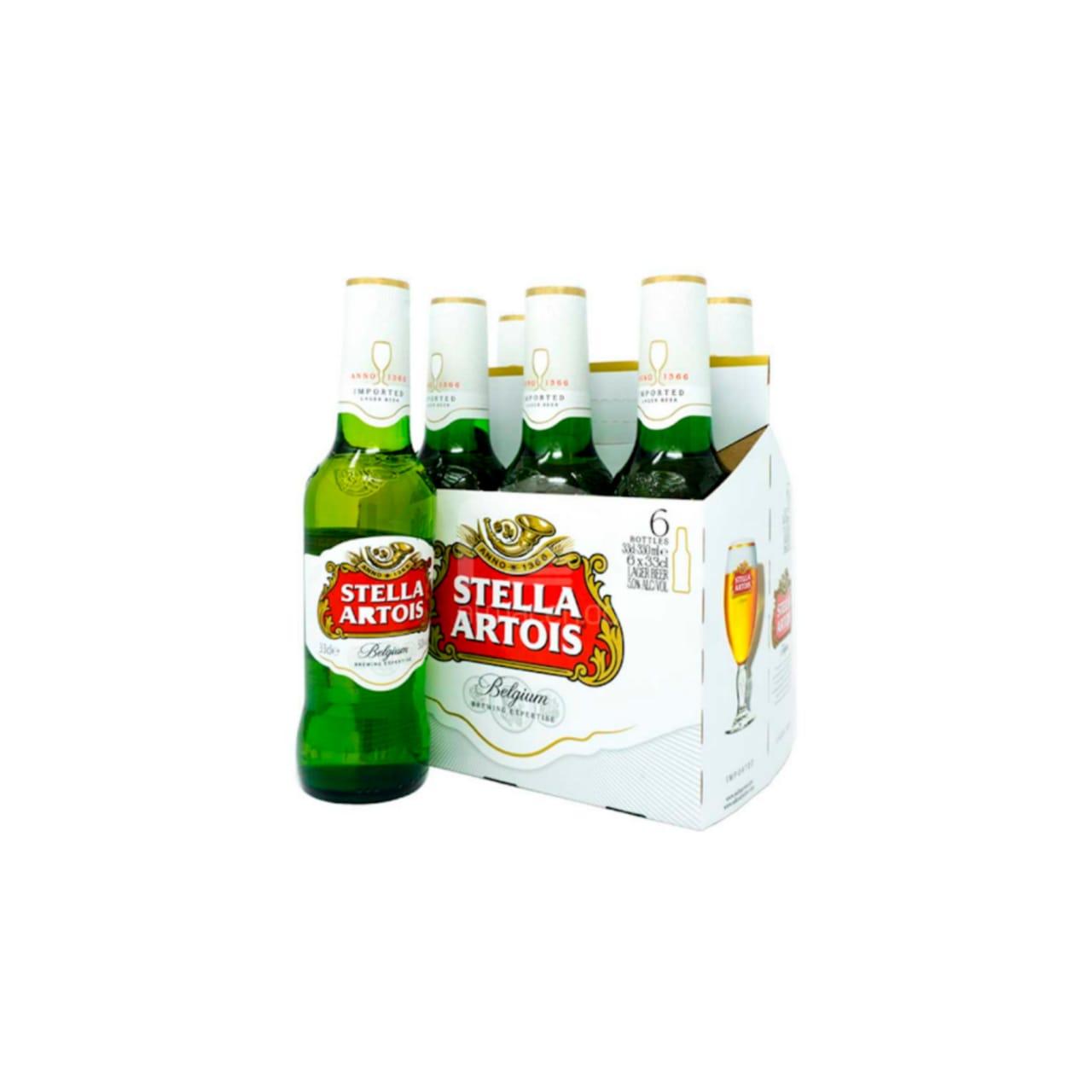 Stella Artois x 6